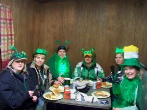 2014 St Patty Party